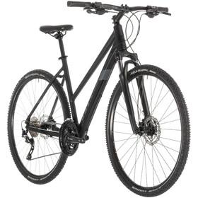 Cube Nature EXC - Bicicletas híbridas - Trapez negro